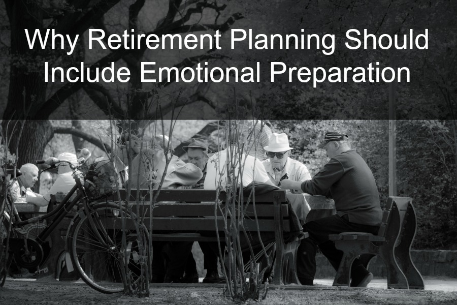 Emotional preparation for retirement