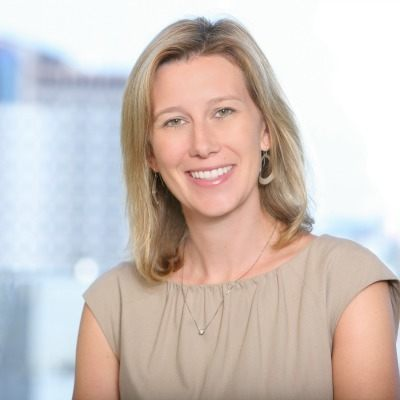 Marina Johnson Chief Investment Officer