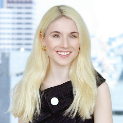 Emily Arnold Vision Capital Adminsitrative Assistant